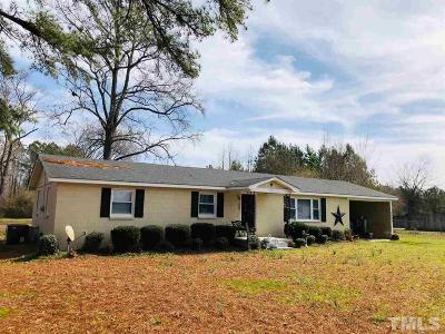 Harnett County Single Family Home For Sale: 1999 S Us 401 Highway