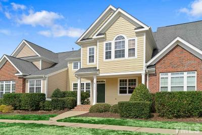 Holly Springs Townhouse For Sale: 116 Pascalis Place