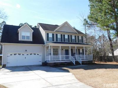 Clayton Single Family Home For Sale: 382 Tomahawk Drive