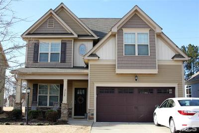 Wake Forest NC Single Family Home For Sale: $308,900