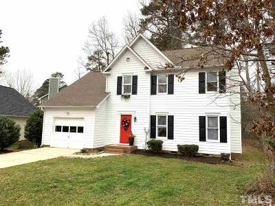 Cary NC Single Family Home For Sale: $285,000