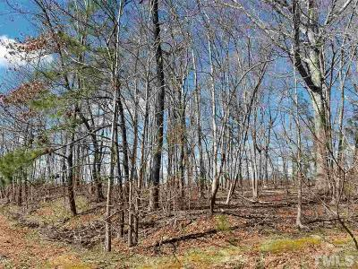 Durham County Residential Lots & Land For Sale: 110 Kilt Way