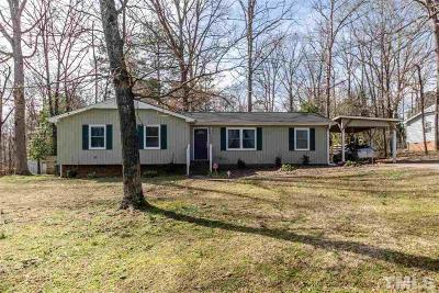 Raleigh Single Family Home For Sale: 1200 Riverview Road