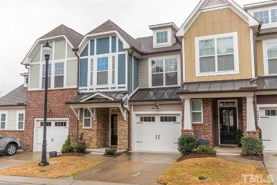 Raleigh Townhouse Contingent: 733 Fallon Grove Way