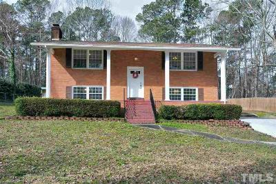 Raleigh Single Family Home For Sale: 5202 Olive Road