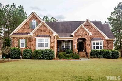 Johnston County Single Family Home For Sale: 139 Cedardale Court
