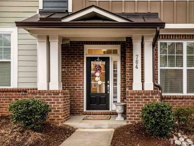 Raleigh Townhouse For Sale: 764 Fallon Grove Way