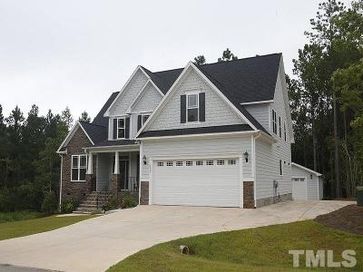 Raleigh NC Single Family Home For Sale: $409,900