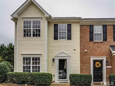 Apex Townhouse For Sale: 129 Anterbury Drive