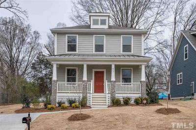 Durham Single Family Home For Sale: 413 Dupree Street