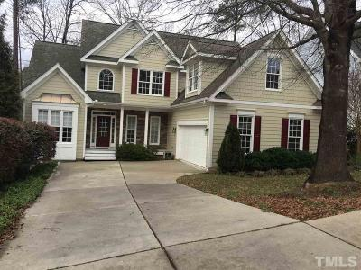 Wake Forest Rental For Rent: 504 Findhorn Lane