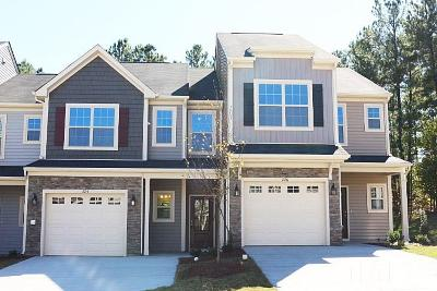 Holly Springs Rental For Rent: 224 Cypress Hill Lane