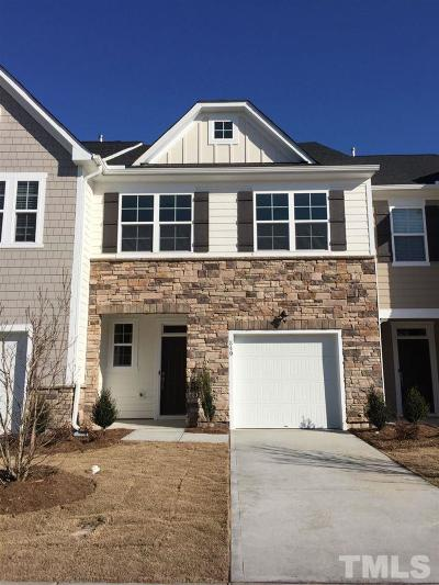 Cary Rental For Rent: 849 Bristol Bridge Drive