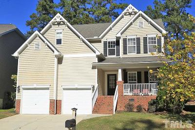 Wake County Single Family Home For Sale: 2006 Kilarney Ridge Loop