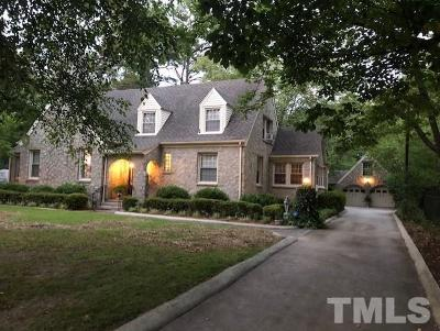 Harnett County Single Family Home For Sale: 372 N Broad Street