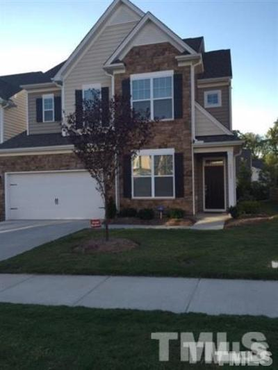 Cary Rental For Rent: 2213 Rocky Bay Court