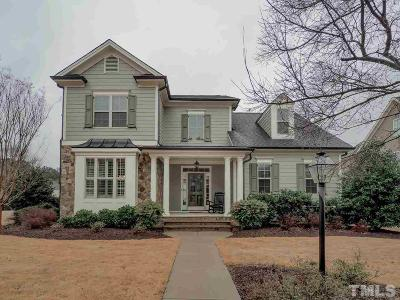 Wake County Single Family Home For Sale: 2721 Full Circle