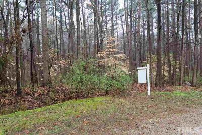 Wake County Residential Lots & Land For Sale: 1712 Towee Trail