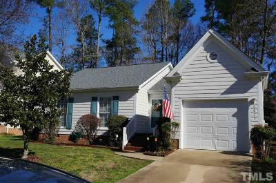 Wake County Single Family Home For Sale: 8625 Swarthmore Drive