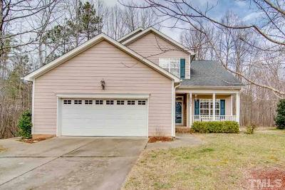 Durham Single Family Home For Sale: 5501 Paces Ferry Drive