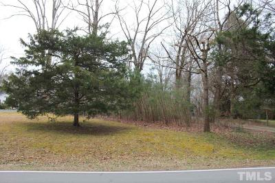 Chapel Hill Residential Lots & Land Pending: 23 Dogwood Acres Drive