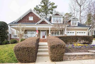 Raleigh Single Family Home For Sale: 2201 Saltree Place
