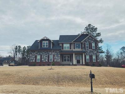 Fuquay Varina Single Family Home For Sale: 237 Gwendolyn Way