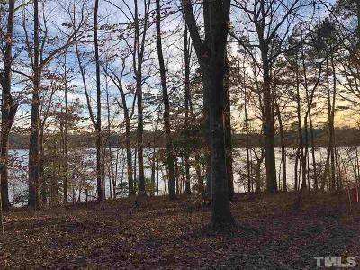 Wake County Residential Lots & Land For Sale: 6125 View Water Drive