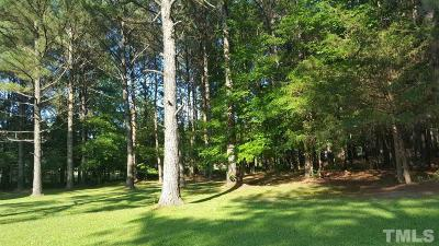 Spring Hope Residential Lots & Land For Sale: Moore Perkerson Road
