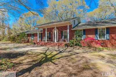 Single Family Home For Sale: 713 Lynch Drive