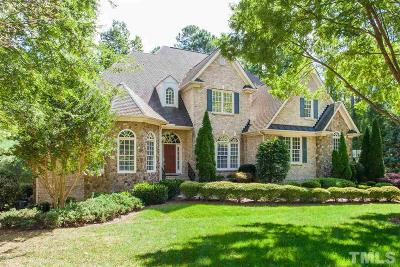 Raleigh Single Family Home For Sale: 5204 Wynneford Way