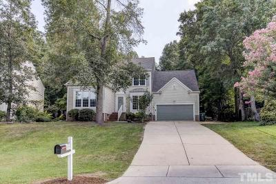 Wake County Single Family Home For Sale: 4952 Bivens Drive