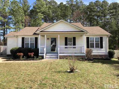 Wake County Single Family Home For Sale: 4208 Archibald Way
