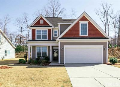 Johnston County Single Family Home For Sale: 361 Sugarberry Lane