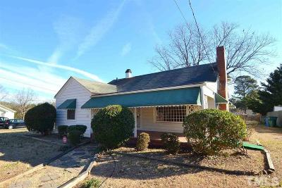 Durham Single Family Home For Sale: 307 Spring Street
