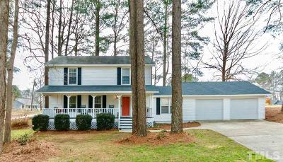 Franklin County Single Family Home For Sale: 806 Carlyle Road