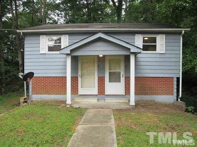 Harnett County Rental For Rent: 5830 S Us 421
