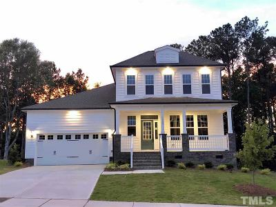 Wake County Single Family Home For Sale: 3008 Manderleigh Drive