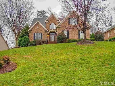 Durham Single Family Home For Sale: 115 Vanderbilt Court