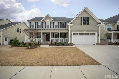 Wake County Single Family Home For Sale: 2073 Pineola Bog Trail