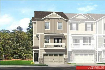 Apex Townhouse Pending: 2231 Red Knot Lane #Lot 77