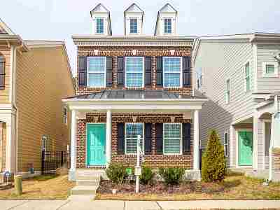 Wake County Single Family Home For Sale: 1635 Main Divide Drive
