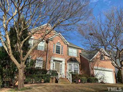 Durham Single Family Home For Sale: 1220 Caribou Crossing