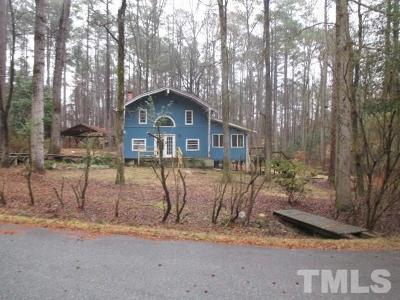Franklin County Single Family Home For Sale: 100 Deer Cross Drive