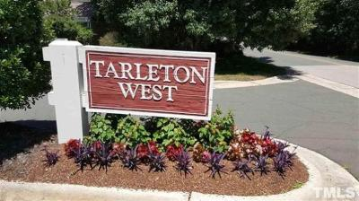 Durham County Condo For Sale: 3313 Tarleton West