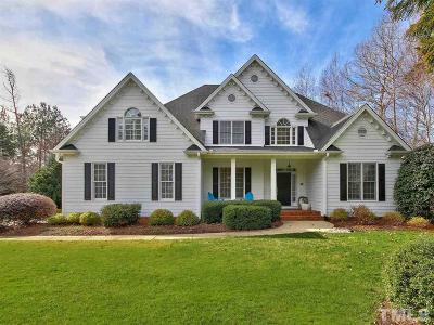 Wake County Single Family Home For Sale: 108 Skybrook Drive
