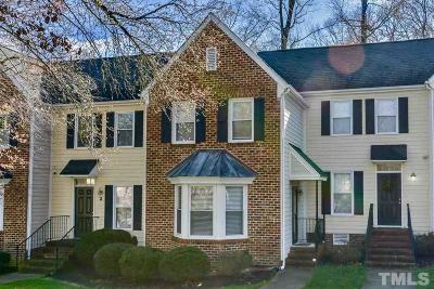 Chapel Hill Condo For Sale: 3 Forest Glen Drive #3