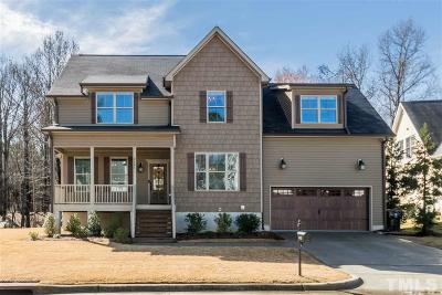 Raleigh Single Family Home For Sale: 8425 Hobhouse Circle