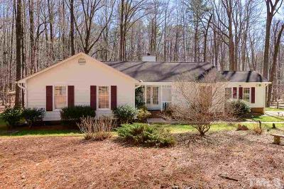 Raleigh Single Family Home For Sale: 8312 Wheatstone Lane