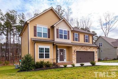 Franklin County Single Family Home For Sale: 100 Consella Way